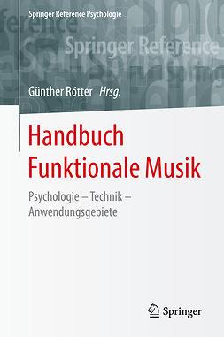 Rötter, Günther - Handbuch Funktionale Musik, ebook