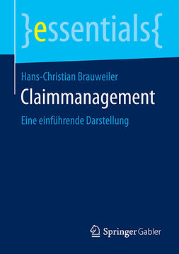 Brauweiler, Hans-Christian - Claimmanagement, ebook