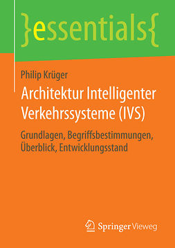 Krüger, Philip - Architektur Intelligenter Verkehrssysteme (IVS), ebook