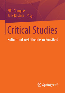 Gaugele, Elke - Critical Studies, ebook