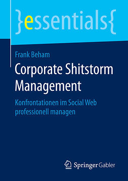 Beham, Frank - Corporate Shitstorm Management, ebook