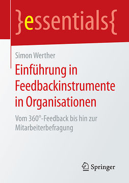 Werther, Simon - Einführung in Feedbackinstrumente in Organisationen, ebook