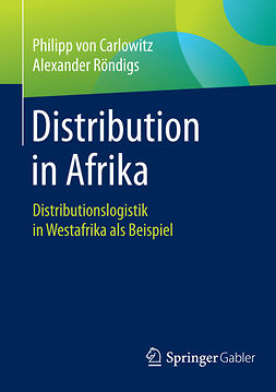 Carlowitz, Philipp von - Distribution in Afrika, e-bok