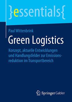 Wittenbrink, Paul - Green Logistics, ebook