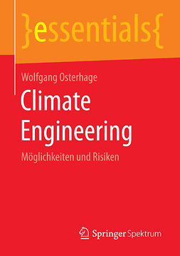 Osterhage, Wolfgang - Climate Engineering, ebook