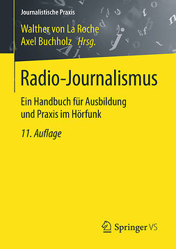 Buchholz, Axel - Radio-Journalismus, ebook
