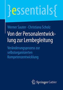 Sauter, Werner - Von der Personalentwicklung zur Lernbegleitung, ebook