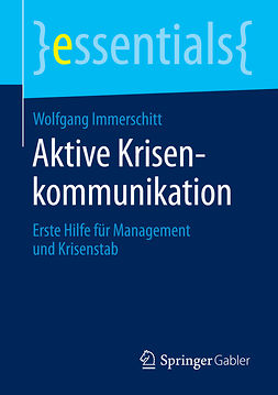 Immerschitt, Wolfgang - Aktive Krisenkommunikation, e-kirja
