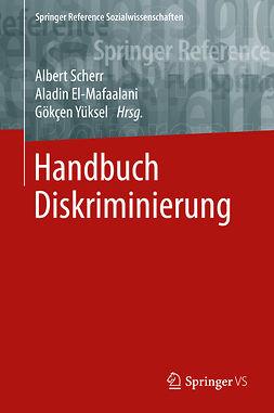 El-Mafaalani, Aladin - Handbuch Diskriminierung, e-kirja