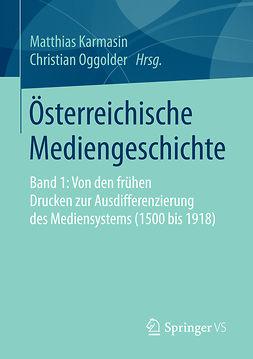 Karmasin, Matthias - Österreichische Mediengeschichte, ebook