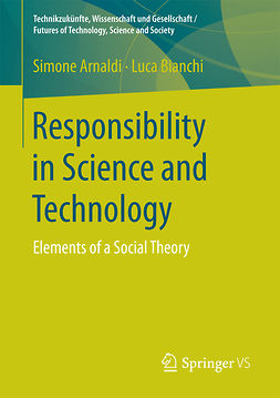 Arnaldi, Simone - Responsibility in Science and Technology, ebook