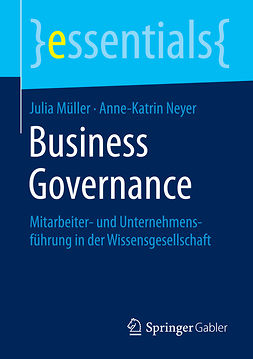 Müller, Julia - Business Governance, ebook