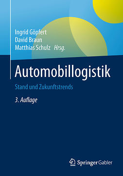 Braun, David - Automobillogistik, ebook