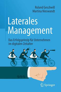 Geschwill, Roland - Laterales Management, e-bok