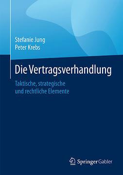 Jung, Stefanie - Die Vertragsverhandlung, ebook