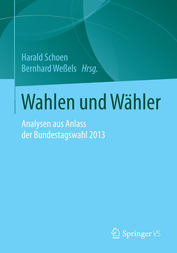 Schoen, Harald - Wahlen und Wähler, ebook