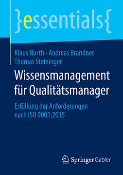 Brandner, Andreas - Wissensmanagement für Qualitätsmanager, ebook