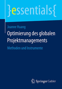 Huang, Joanne - Optimierung des globalen Projektmanagements, ebook