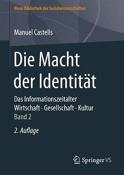 Castells, Manuel - Die Macht der Identität, ebook
