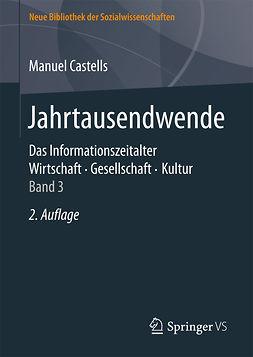 Castells, Manuel - Jahrtausendwende, ebook