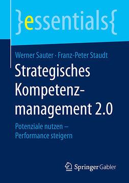 Sauter, Werner - Strategisches Kompetenzmanagement 2.0, e-kirja