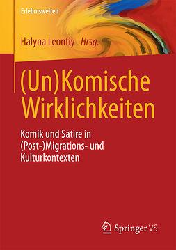 Leontiy, Halyna - (Un)Komische Wirklichkeiten, ebook
