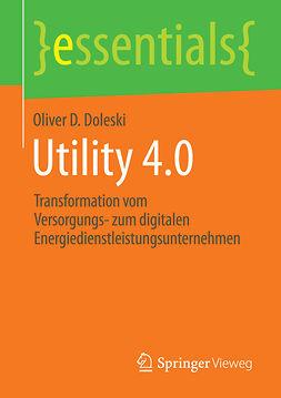 Doleski, Oliver D. - Utility 4.0, ebook