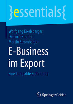 Eixelsberger, Wolfgang - E-Business im Export, ebook