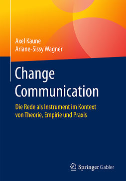 Kaune, Axel - Change Communication, ebook