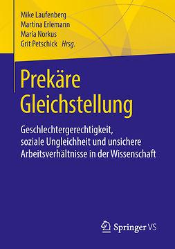 Erlemann, Martina - Prekäre Gleichstellung, ebook