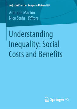 Machin, Amanda - Understanding Inequality: Social Costs and Benefits, ebook