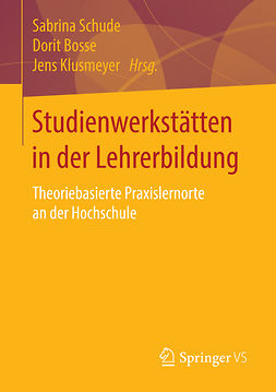 Bosse, Dorit - Studienwerkstätten in der Lehrerbildung, ebook