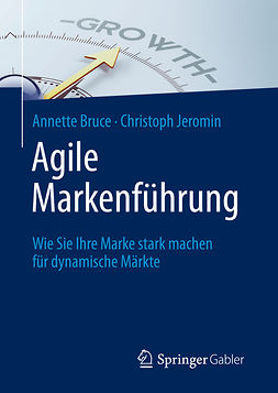 Bruce, Annette - Agile Markenführung, ebook