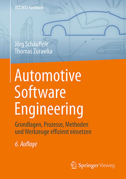 Schäuffele, Jörg - Automotive Software Engineering, ebook