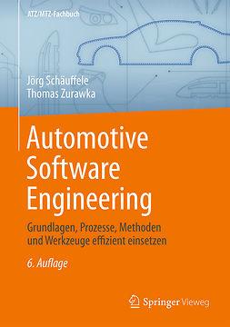 Schäuffele, Jörg - Automotive Software Engineering, e-bok