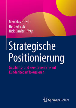 Dimler, Nick - Strategische Positionierung, ebook