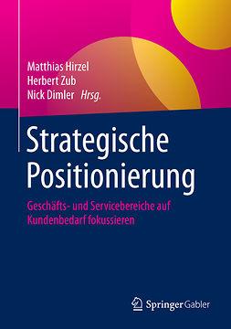 Dimler, Nick - Strategische Positionierung, e-bok