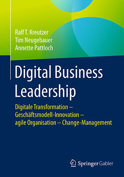 Kreutzer, Ralf T. - Digital Business Leadership, ebook