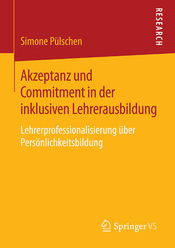 Pülschen, Simone - Akzeptanz und Commitment in der inklusiven Lehrerausbildung, ebook