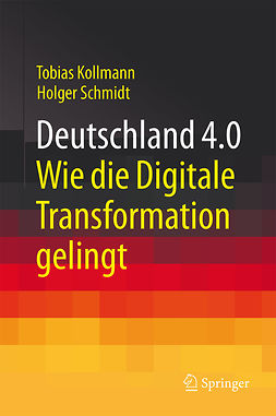 Kollmann, Tobias - Deutschland 4.0, ebook