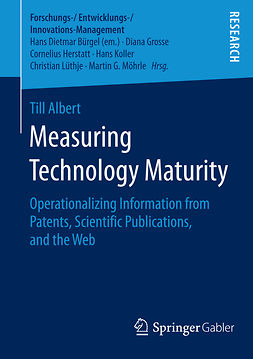 Albert, Till - Measuring Technology Maturity, e-kirja