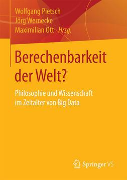 Ott, Maximilian - Berechenbarkeit der Welt?, ebook