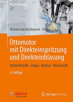 Basshuysen, Richard van - Ottomotor mit Direkteinspritzung und Direkteinblasung, ebook