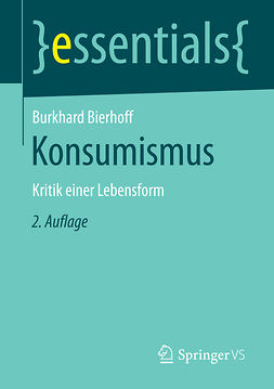 Bierhoff, Burkhard - Konsumismus, ebook