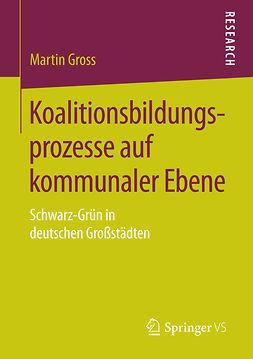 Gross, Martin - Koalitionsbildungsprozesse auf kommunaler Ebene, ebook