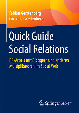 Gerstenberg, Cornelia - Quick Guide Social Relations, ebook
