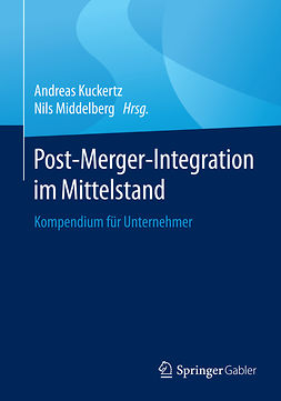 Kuckertz, Andreas - Post-Merger-Integration im Mittelstand, ebook
