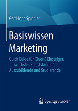 Spindler, Gerd-Inno - Basiswissen Marketing, e-kirja