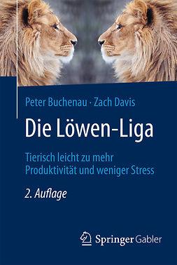 Buchenau, Peter - Die Löwen-Liga, ebook