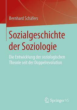 Schäfers, Bernhard - Sozialgeschichte der Soziologie, ebook